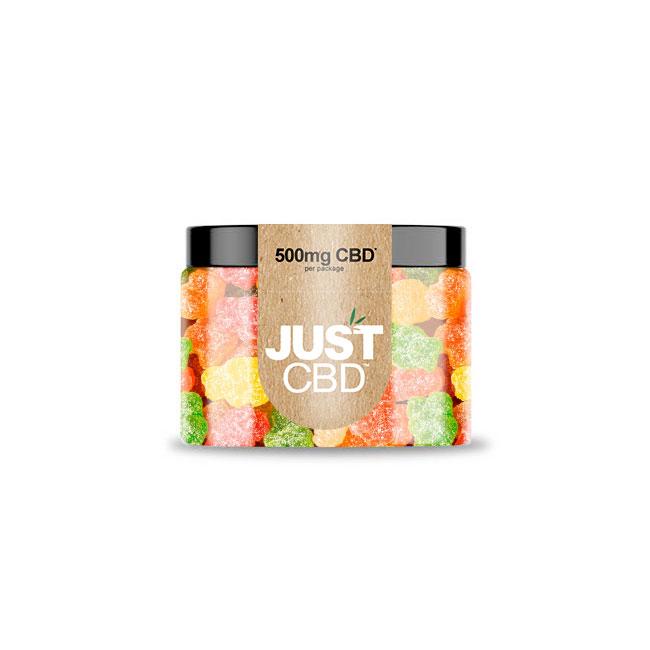 CBD Gummies 500mg Sour Bears